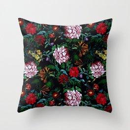 Night Garden BB Throw Pillow
