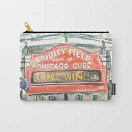 Wrigley Field Carry-All Pouch