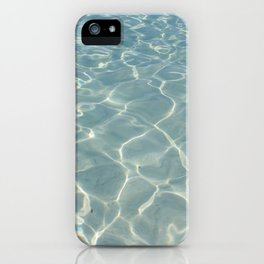 Dive Right In.... iPhone Case