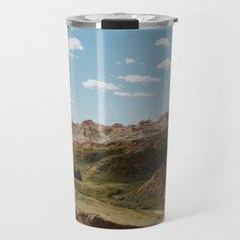 Yellow Mounds - Badlands National Park Travel Mug