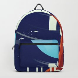 Hubble,Gateway to the Universe Backpack