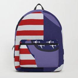 American Stewardess Backpack