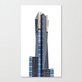Eureka Tower Canvas Print
