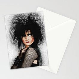 Siouxsie Sioux Stationery Cards