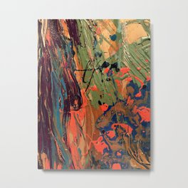 Summer Afternoon Delight Metal Print