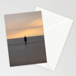 Silent Expectation Stationery Cards