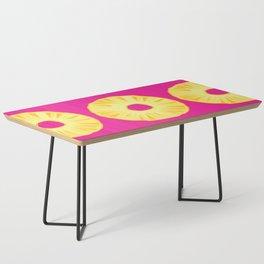 Pineapple Coffee Table