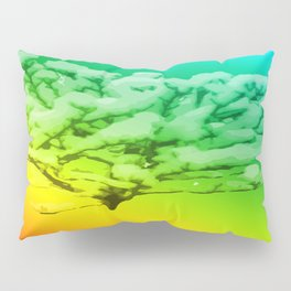 Tree of colours Pillow Sham