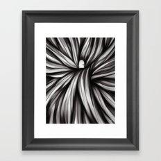 Lose Control Framed Art Print