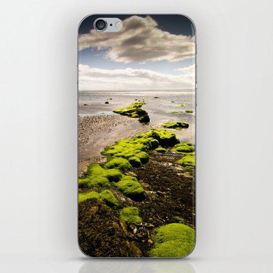 Away to the Sea iPhone & iPod Skin