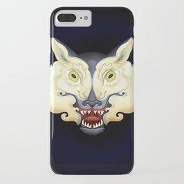 Wolf Lamb iPhone Case
