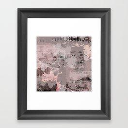 ABSTRACT PRINT 84 Framed Art Print