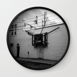 Bar Jack Wall Clock