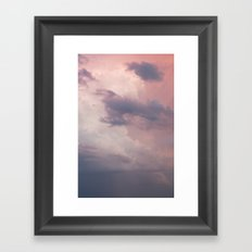 21h39 Framed Art Print