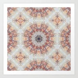 Epistylis Kaleidoscope | Micro Series 05 Art Print