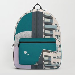 Parsons Green, Hammersmith and Fulham, UK Backpack