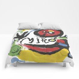 Joan Miró Tres Livres 1957 Artwork for Prints Posters Tshirts Bags Women Men Comforters