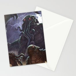 GREAT ANCIENT CTHULHU Stationery Cards