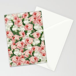Juliet -  Romantic Roses Stationery Cards