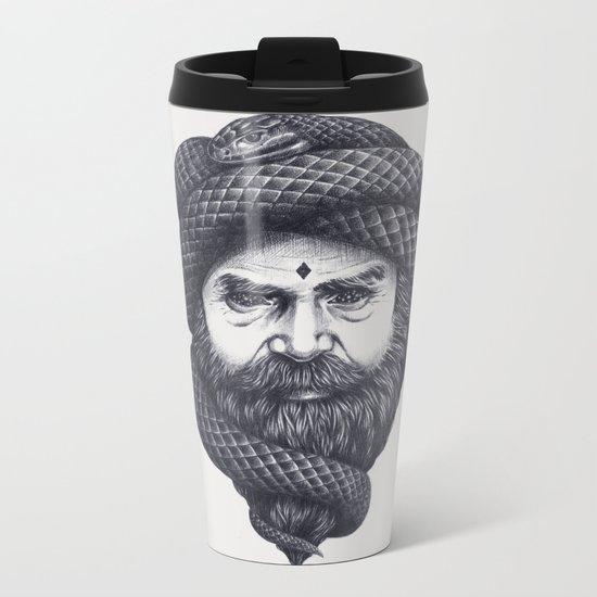Mind Control Metal Travel Mug