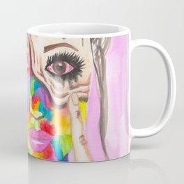 Colorful zgirl Coffee Mug