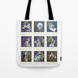 Punk AF Tote Bag