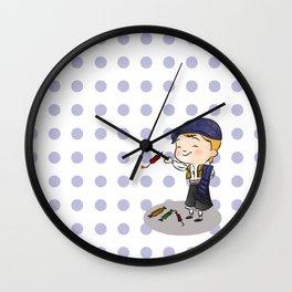 Fallerito Wall Clock