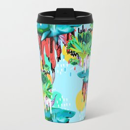 We are their cure Travel Mug