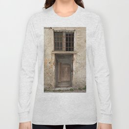 Door number thirteen (13) Long Sleeve T-shirt