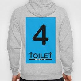 TOILET CLUB #4 Hoody
