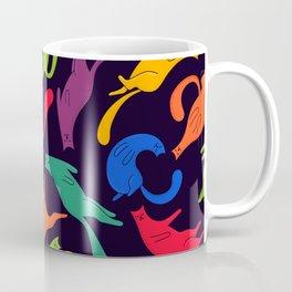 Cosmic cats Coffee Mug