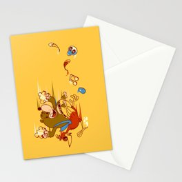 Bear & Bird Stationery Cards