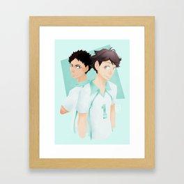 1 - 4 Framed Art Print