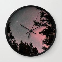 Feeling Interstellar Wall Clock