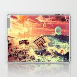 Don't trash your dreams Laptop & iPad Skin