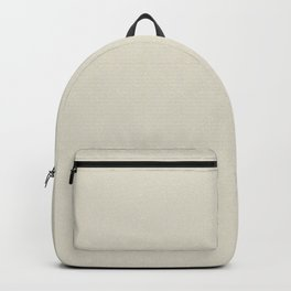 Milk White Moon Mist Backpack