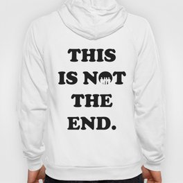 THIS IS NOT THE END. (ONE DIRECTION) Hoody