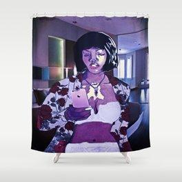 Keisha Baee Shower Curtain