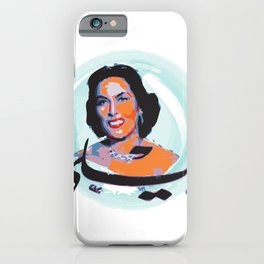 Laila Mourad iPhone Case