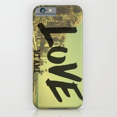 LOVE - Miami - Slim Case iPhone 6s