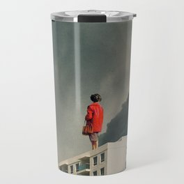 We will Escape from our Cities Travel Mug