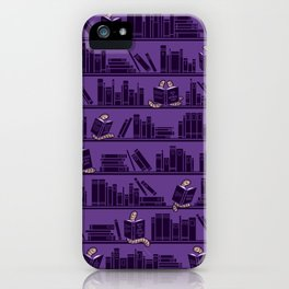 Bookworms iPhone Case