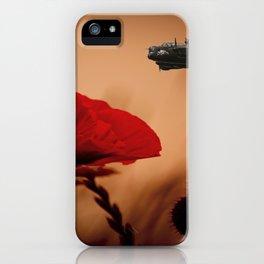Avro Lancaster Memorial iPhone Case