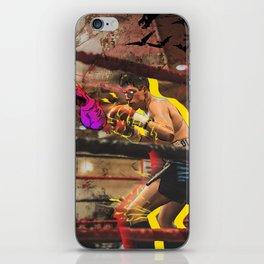 The Champ iPhone Skin