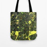 duvet cover Tote Bags featuring Duvet Cover 406D by Michael Mackin