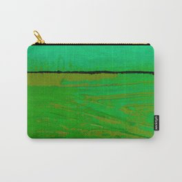 Square Abstract No. 8G by Kathy Morton Stanion Carry-All Pouch