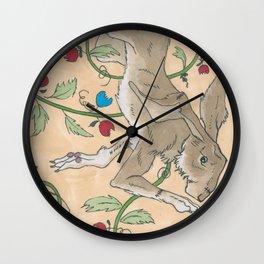 Spiel Mit Mir: Kaninchen Wall Clock