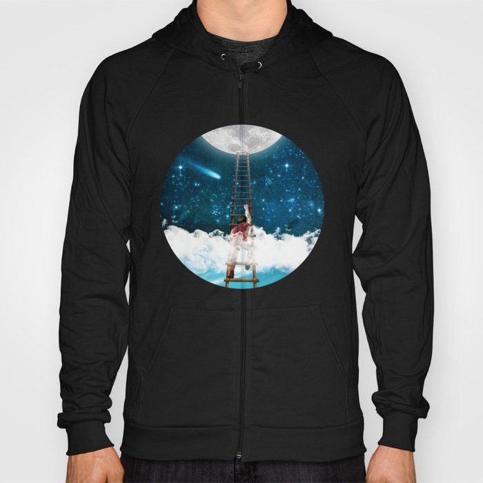 Reach for the Moon v2 Hoody