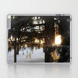 Snow in the Sun Laptop & iPad Skin