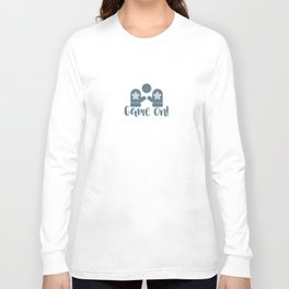 Game On Long Sleeve T-shirt